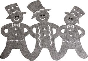 Sagaform Christmas grytunderlägg