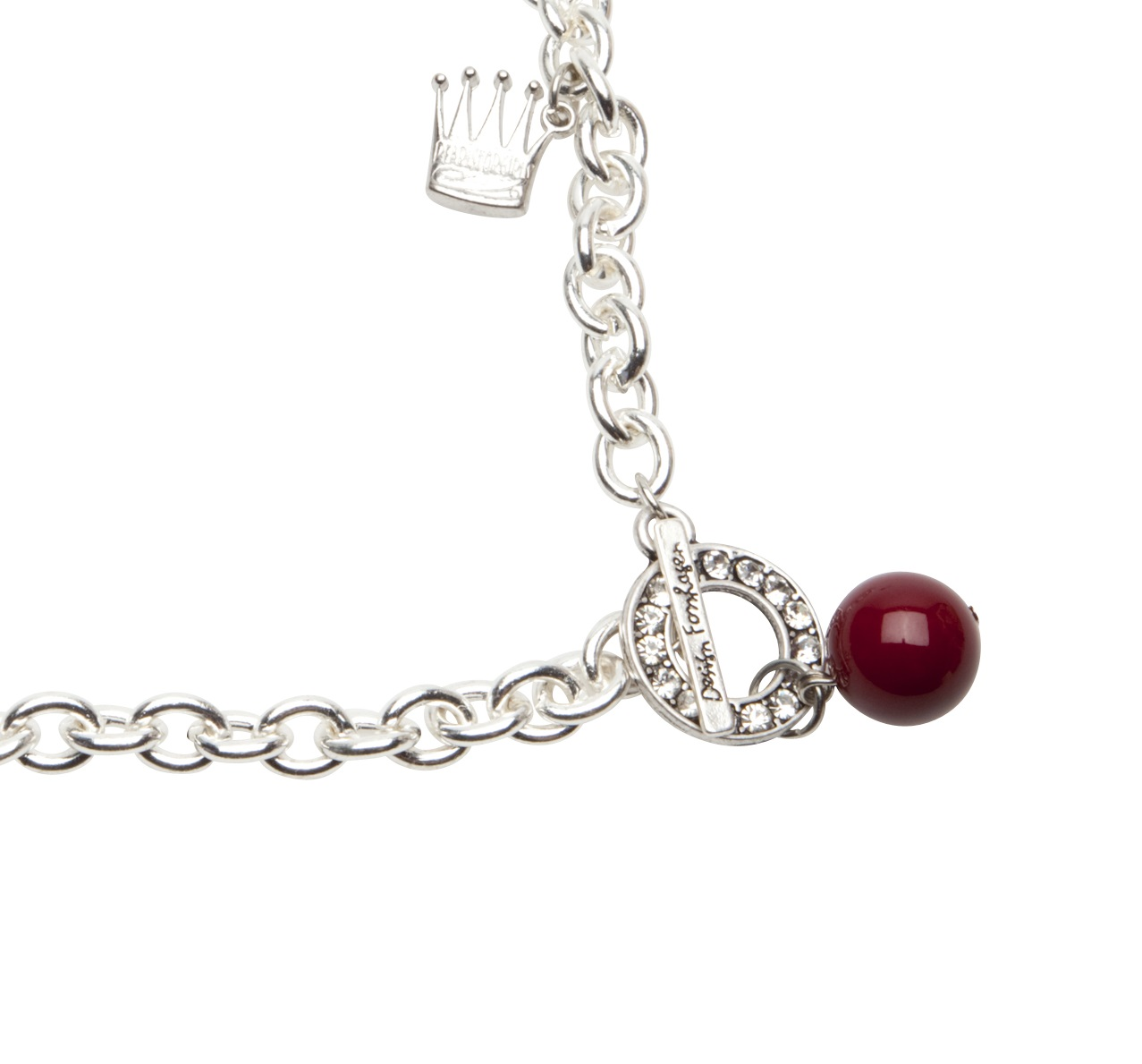 pearls for girls halsband