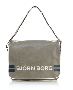 Björn Borg Bags. Jeff Axelväska/Flap, Taupe/beige