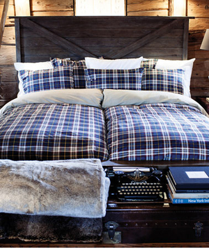 Newport Collection Colorado Lodge påslakan och örngott - 4-pack