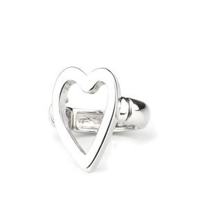 VÅGA smycken, ring hjärta