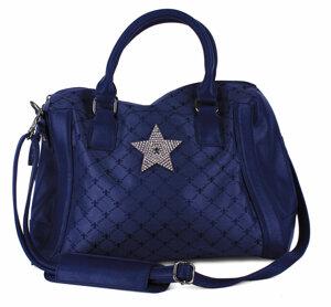 Friis & Company väska, Star Handbag Kalaha, blå