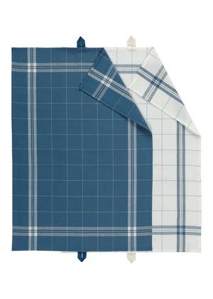 LINUM, Cook Handduk 2-pack, blå